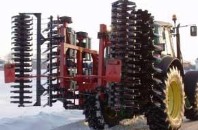 Wózek jezdny do bron kompaktowych KOBALT