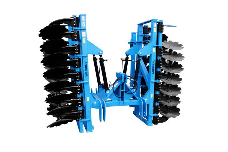 Agregaty talerzowe-hydrauliczne
