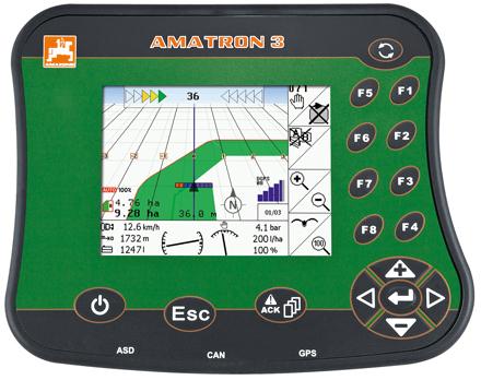 GPS-włącznik- automatyczne włączanie sekcji szerokości