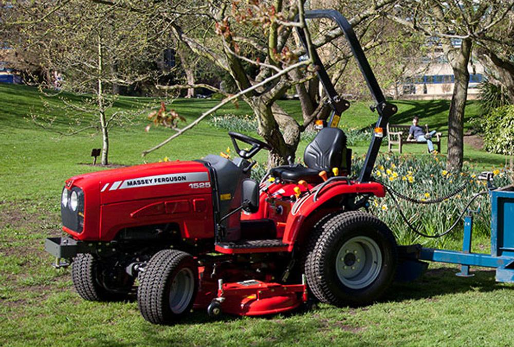 Ciągniki rolnicze MF 1500
