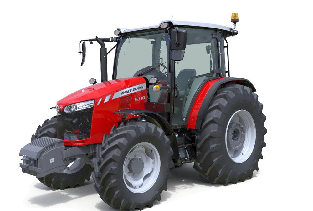 Ciągniki rolnicze MF 5700
