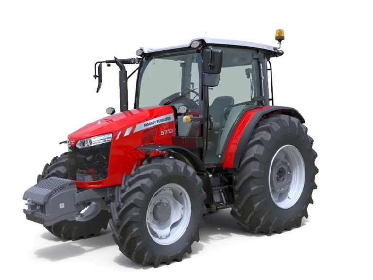 Ciągniki rolnicze MF 4700