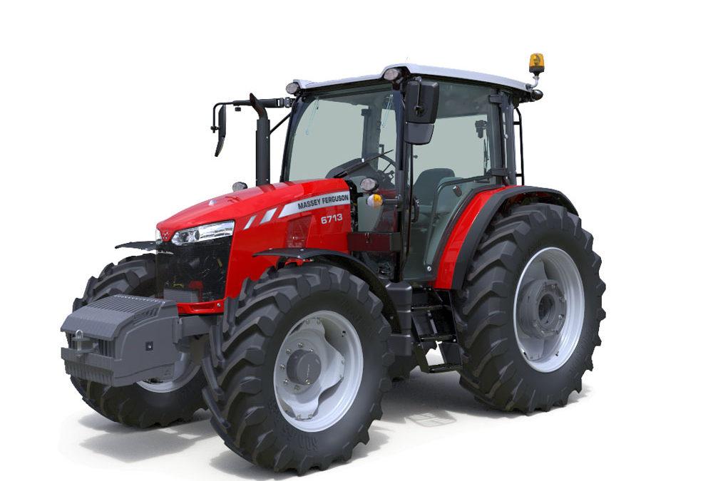 Ciągniki rolnicze MF 6700