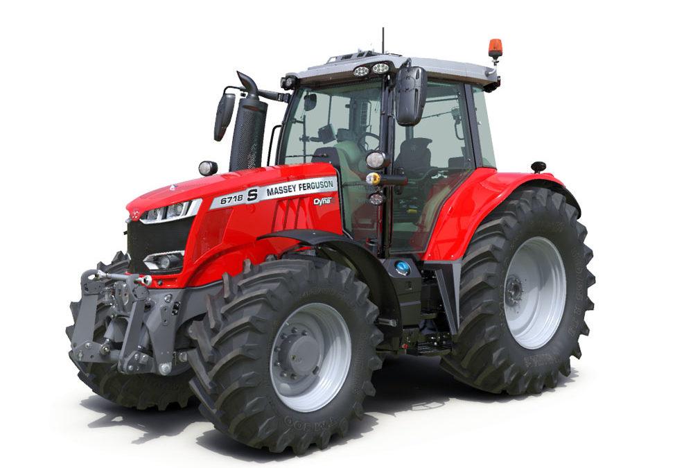Ciągniki rolnicze MF 6700 S