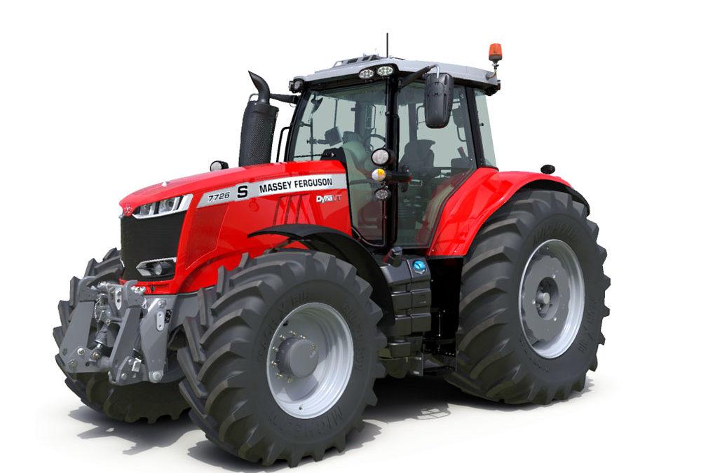 Ciągniki rolnicze MF 7700 S