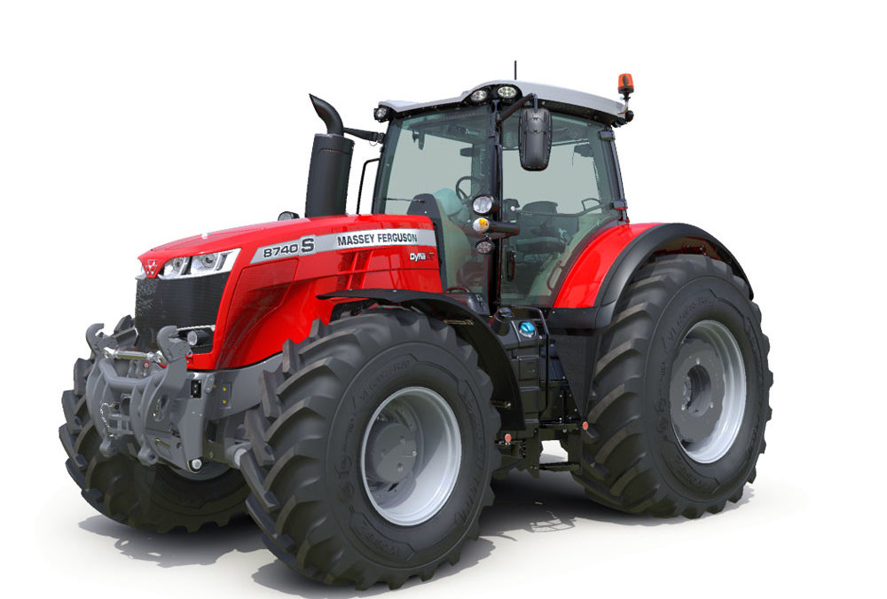 Ciągniki rolnicze MF 8700 S