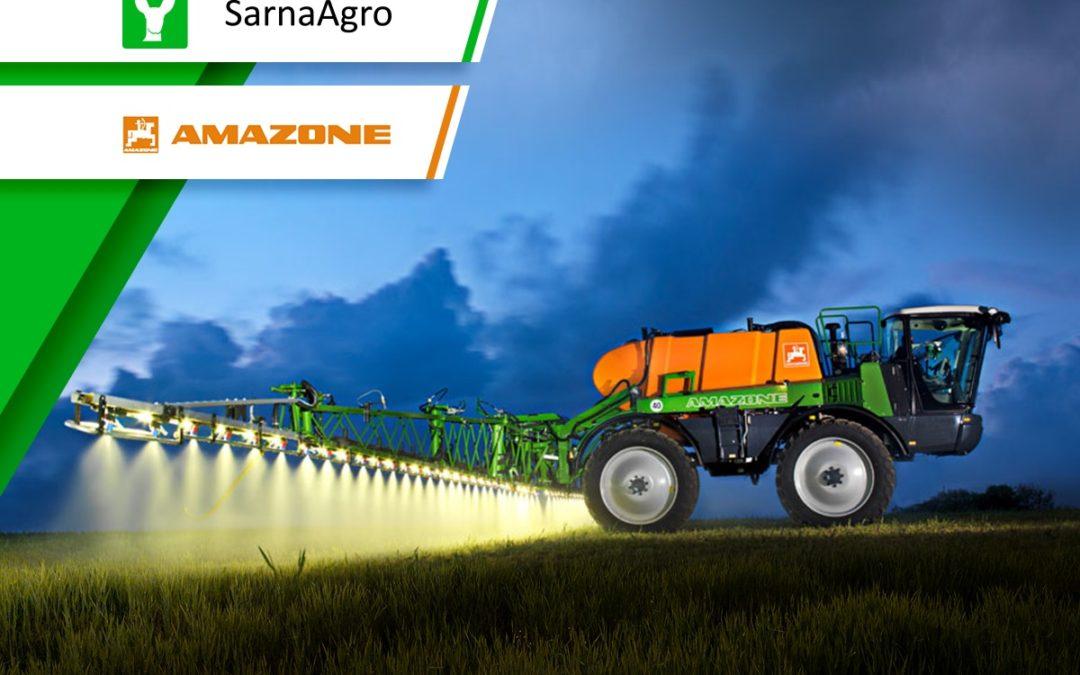 SarnaAgro autoryzowanym dealerem AMAZONE