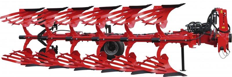 Pług KM 180 HP XL 105 Vario