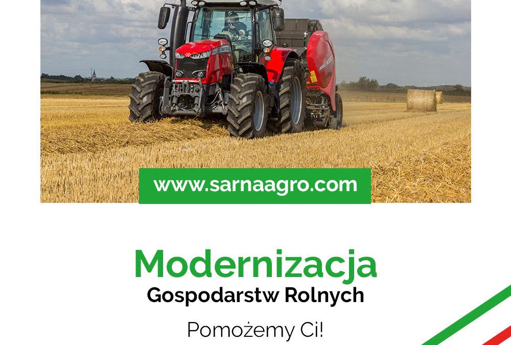 Modernizacja Gospodarstw Rolnych – Pomożemy Ci!