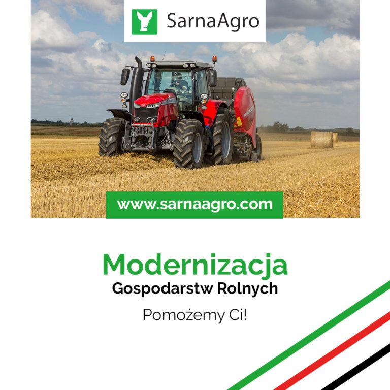 Modernizacja Gospodarstw Rolnych - Pomożemy Ci!