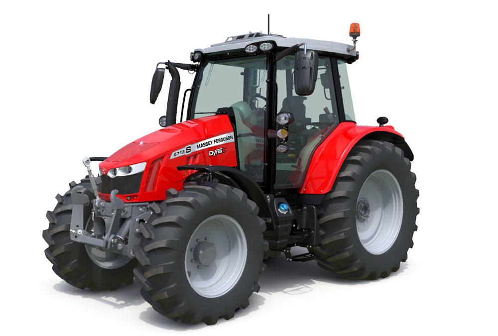 Ciągniki rolnicze MF 5700 S