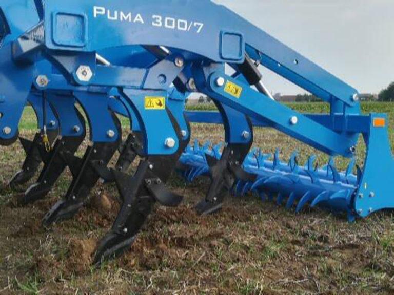 Pług dłutowy Puma